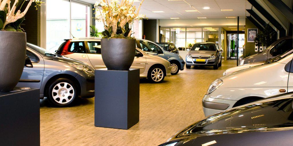 Autobedrijf Boersma - Visual